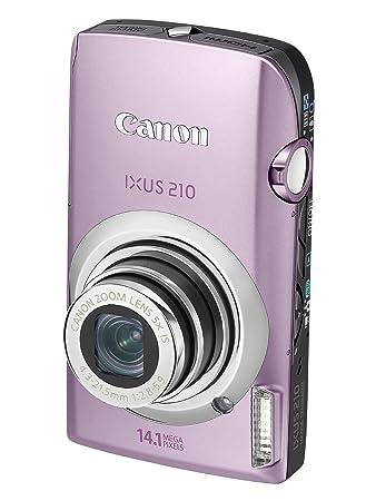 canon ixus 210 digital camera pink 3 5 inch amazon co uk camera rh amazon co uk Canon PowerShot Canon PowerShot A2300 Digital