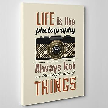 Cadre Moderne Sur Toile Canvas Photography Life Inspire