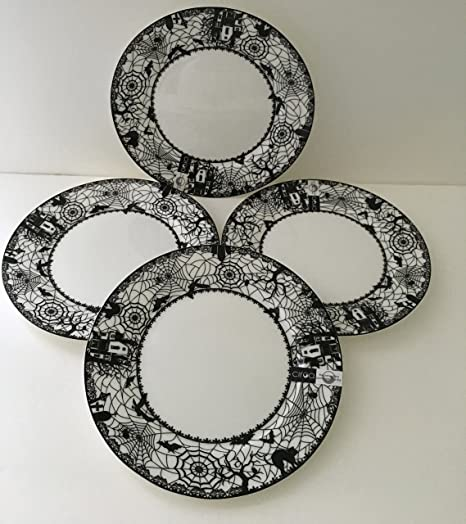 Amazon.com: Kitchen Craft Ciroa Platos de ensalada Wiccan ...