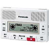 パナソニック ICレコーダー 8GB ホワイト RR-SR350-W