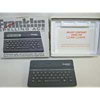 Franklin Spelling Ace - Second  Edition