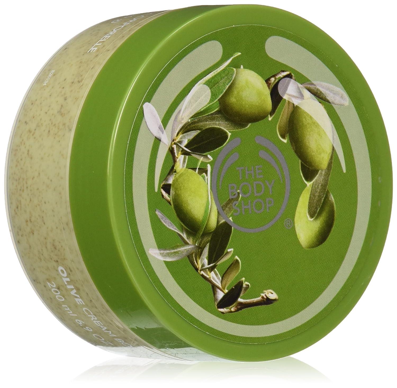 The body shop - Exfoliante corporal, aroma oliva, (200 ml) L' Oreal KBH1305