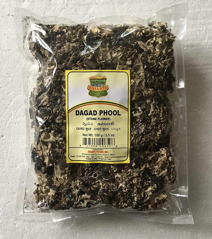 Amazon.com : Dharti Dagad Phool - 100g. : Grocery & Gourmet Food