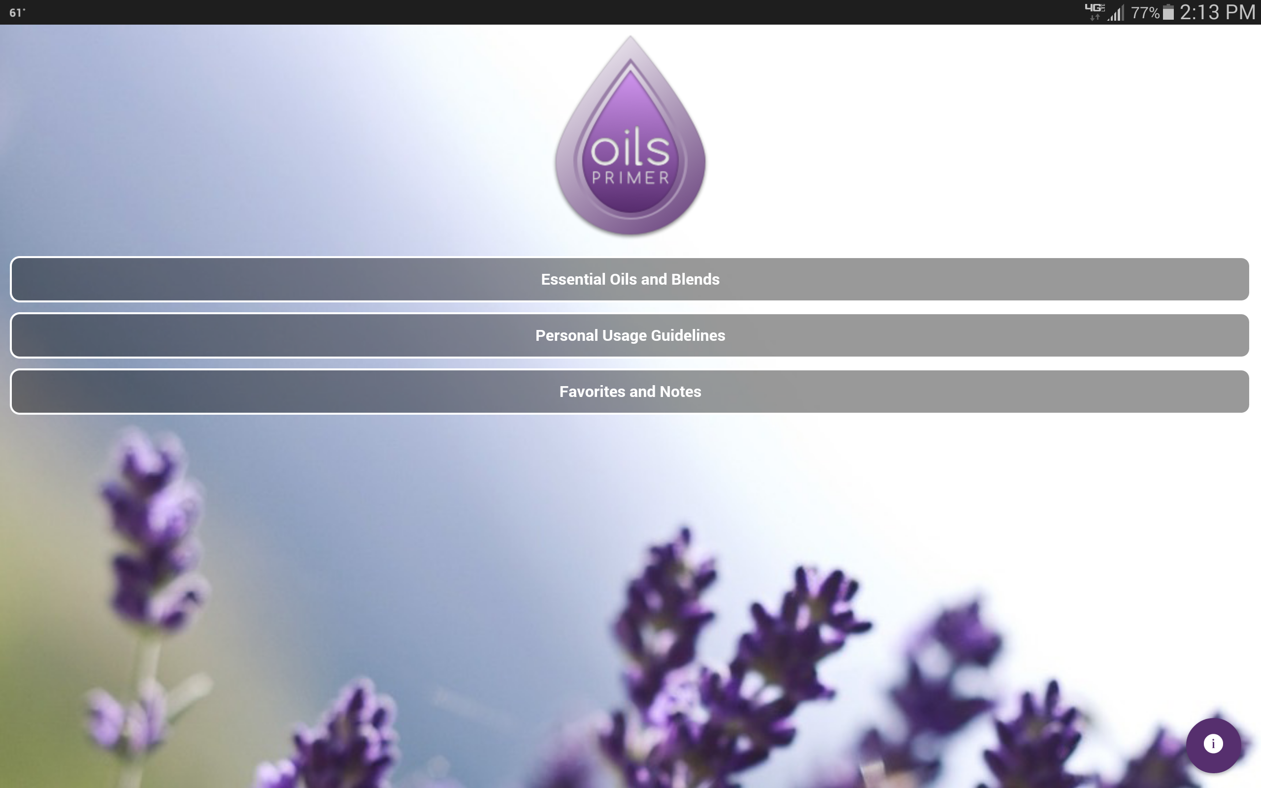 reference guide essential oils pdf