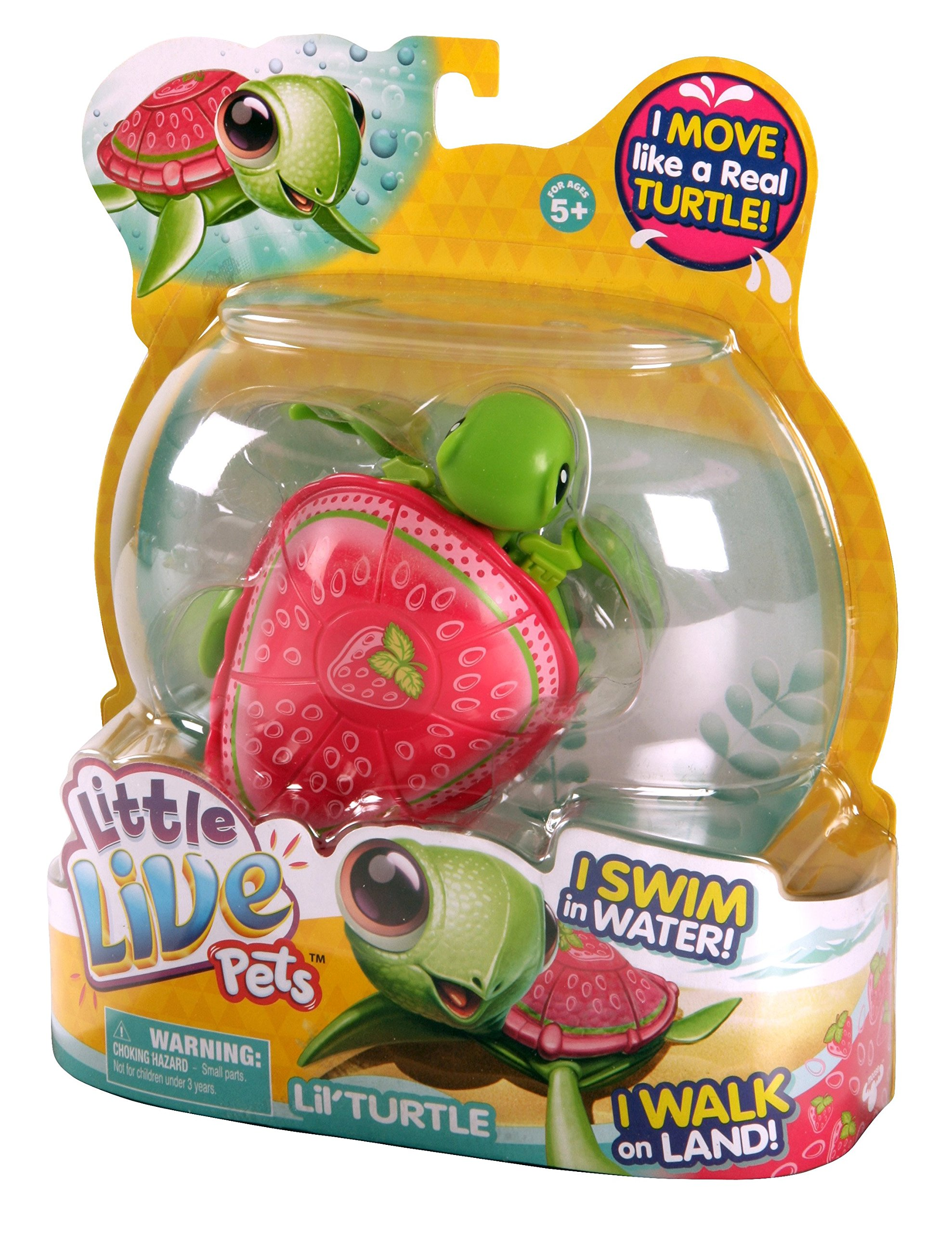 Little Live Pets Turtle - Pinky by Little Live Pets (Image #5)