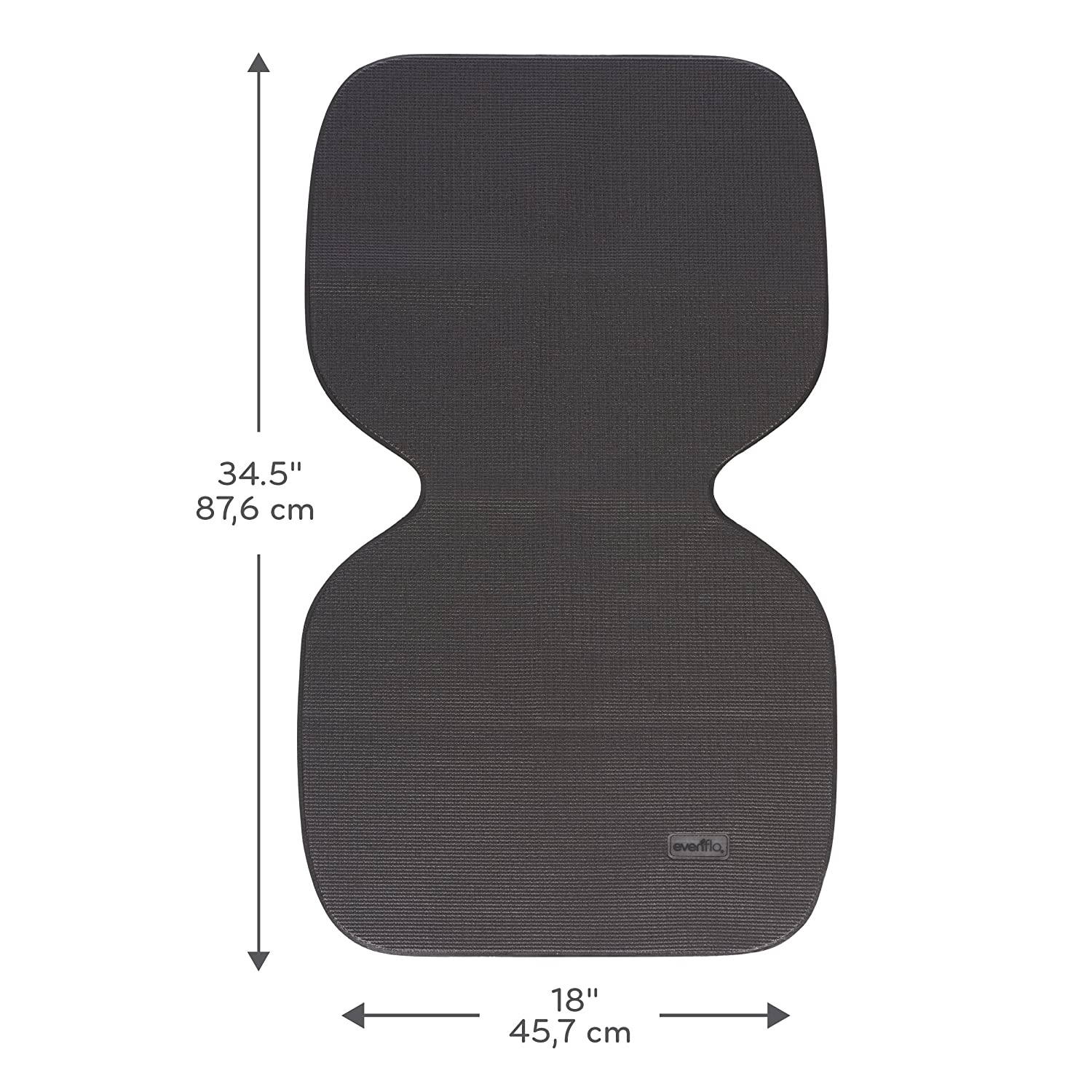 Evenflo Car Undermat /& Seat Protector