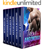 Tales from Angondra Complete Series (Books 1 - 6)