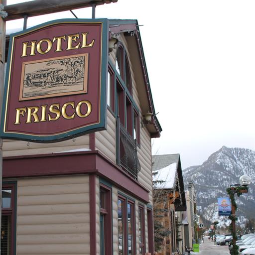 Colorado Hotel - Hotel Frisco Colorado