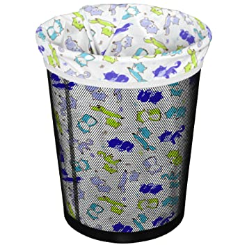 Amazon.com: Planet Wise - Bolsa reutilizable para pañales: Baby