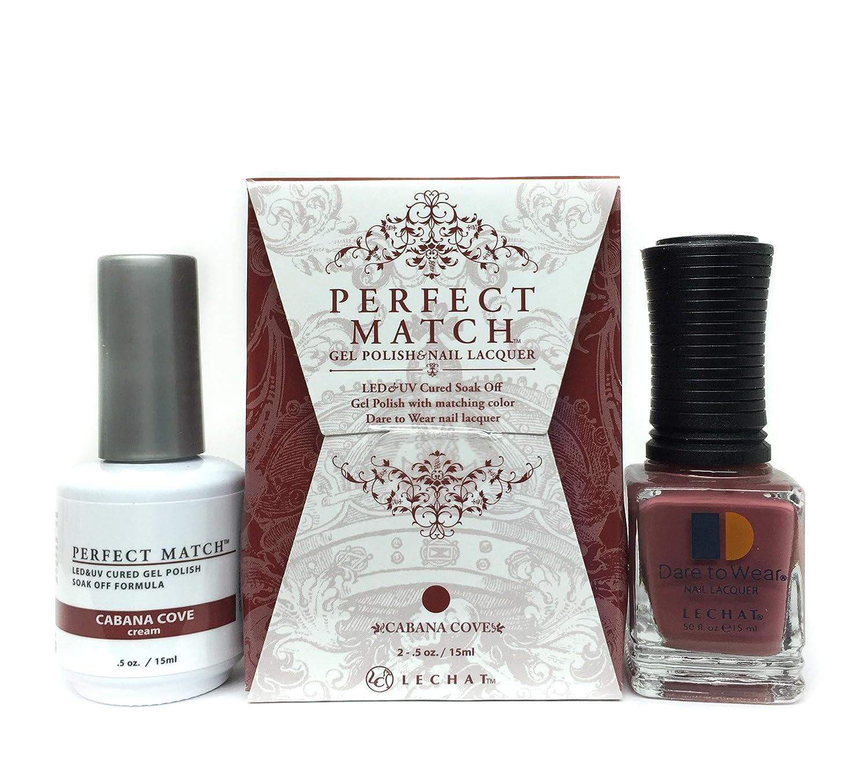 Amazon.com: LeChat Perfect Match Gel Polish + Nail Lacquer \