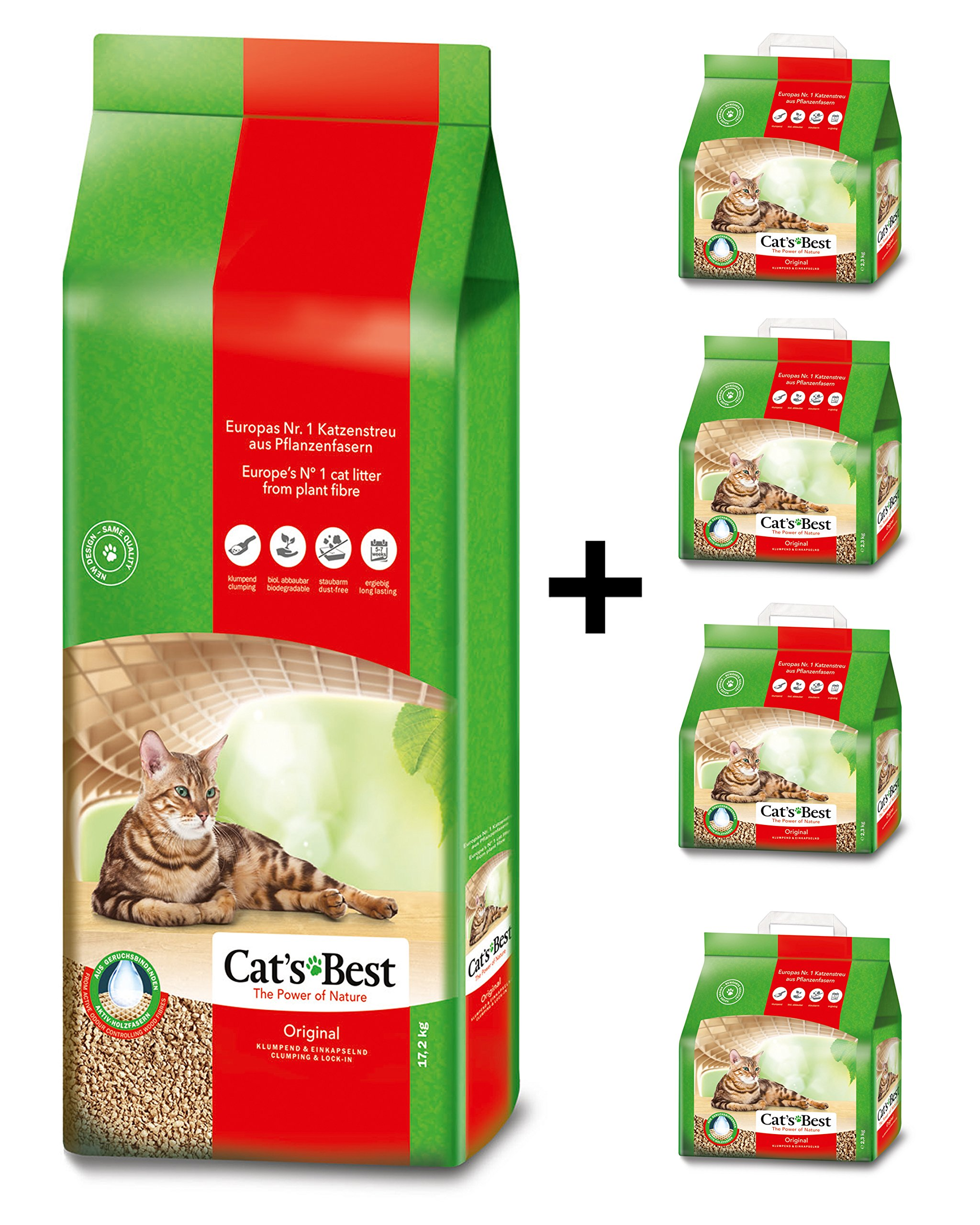 Cats Best Oko Plus 60 Litres Buy Online In Mongolia At Desertcart