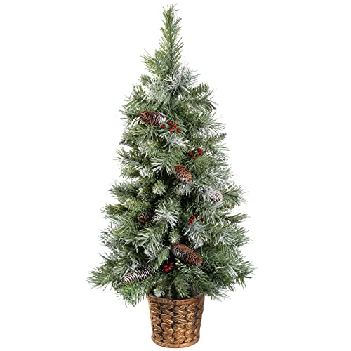 Artificial Christmas Trees Amazon Uk: 3ft Christmas Trees: Amazon.co.uk