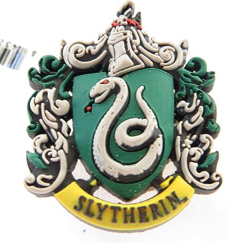 Amazon.com: Jibbitz encantos por Crocs Escudo de Slytherin ...