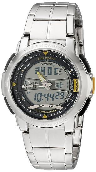 Casio AQF100WD-9B Hombres Relojes