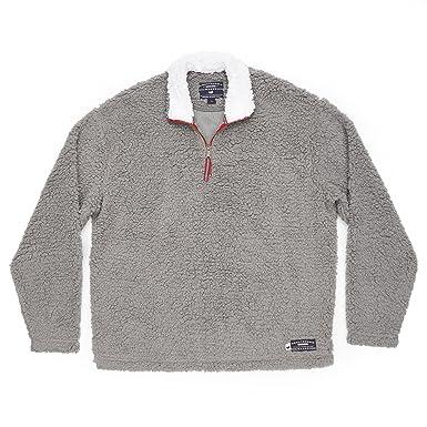 1f9f23bcbd2 Southern Marsh Appalachian Pile Pullover at Amazon Men s Clothing store