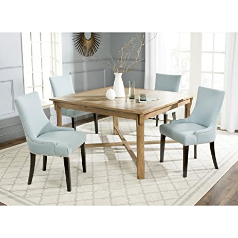 Amazon.com - Safavieh American Home Collection Bleeker Oak Dining ...