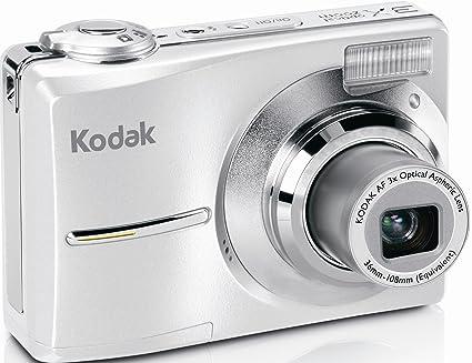 amazon com kodak easyshare c613 6 2 mp digital camera with rh amazon com