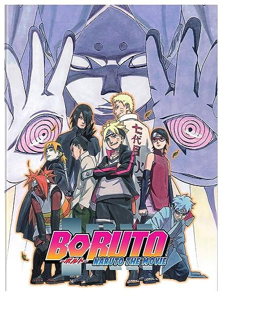 Amazon.com: Boruto - Naruto the Movie (DVD): Various: Cine y TV