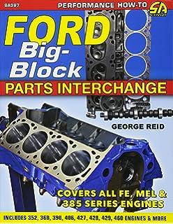 How To Rebuild Bigblock Ford Engines Steve Christ 9780895860705. Ford Bigblock Parts Interchange. Ford. Ford Fe 360 Diagram At Scoala.co