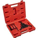 Professional Harmonic Balancer Tool, Crankshaft Pulley Puller Toolset, Harmonic Balancer Puller by Shankly