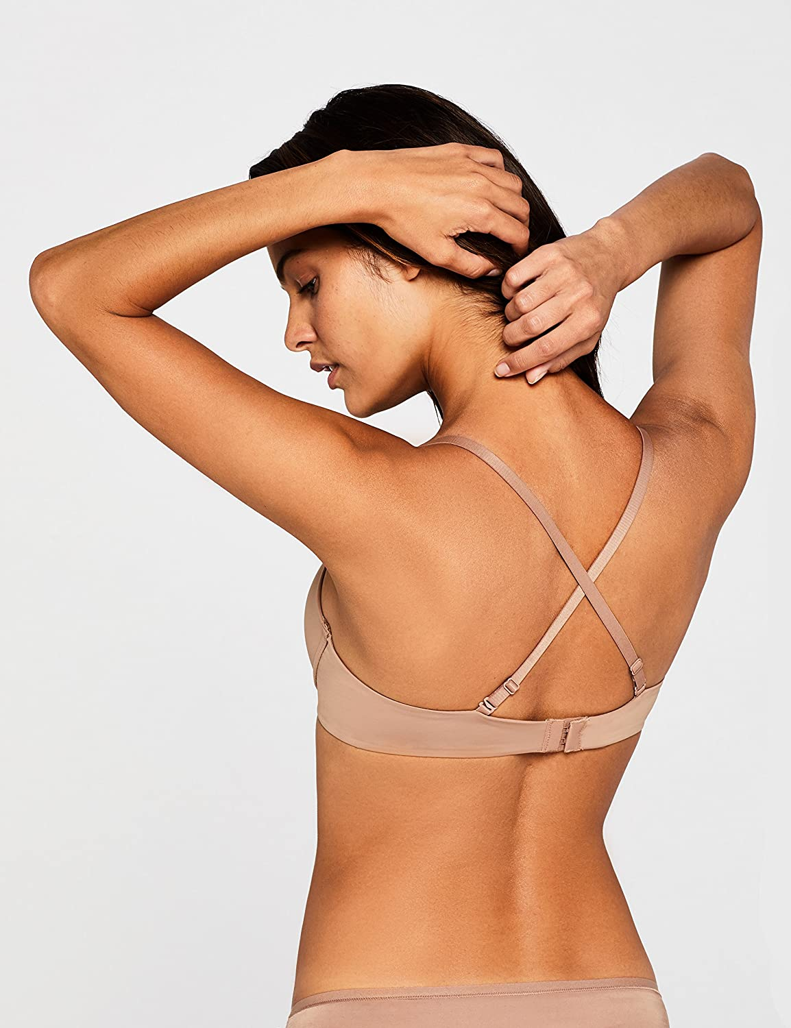 Marque Iris /& Lilly Soutien-Gorge Pigeonnant Body Smooth Femme