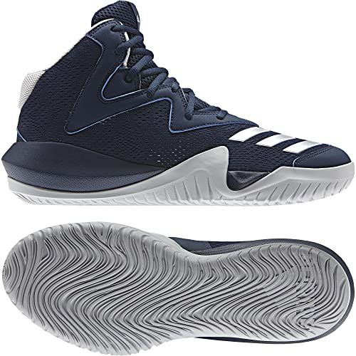 the latest fa963 24f1b adidas Crazy Team 2017, Zapatillas de Baloncesto para Hombre, Azul  (MaruniPlamet  Gridos), 50 23 EU Amazon.es Zapatos y complementos