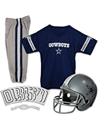 Franklin Sports NFL Deluxe Youth Uniform Set 362df5ed9