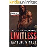 LIMITLESS: (LTZ Book 2): A steamy, friends-to-lovers, coming-of-age, new adult rockstar romance... with horses. (Less Than Ze
