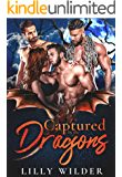 Captured by the Dragons: Paranormal Mating Reverse Harem Romance