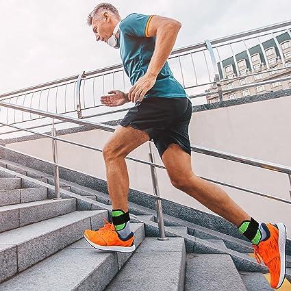 Zoomsta Lastres para tobillos y muñecas, unisex, para entrenamientos de resistencia y fuerza y correr o pasear, tonifica y fortalece tu cuerpo, ...