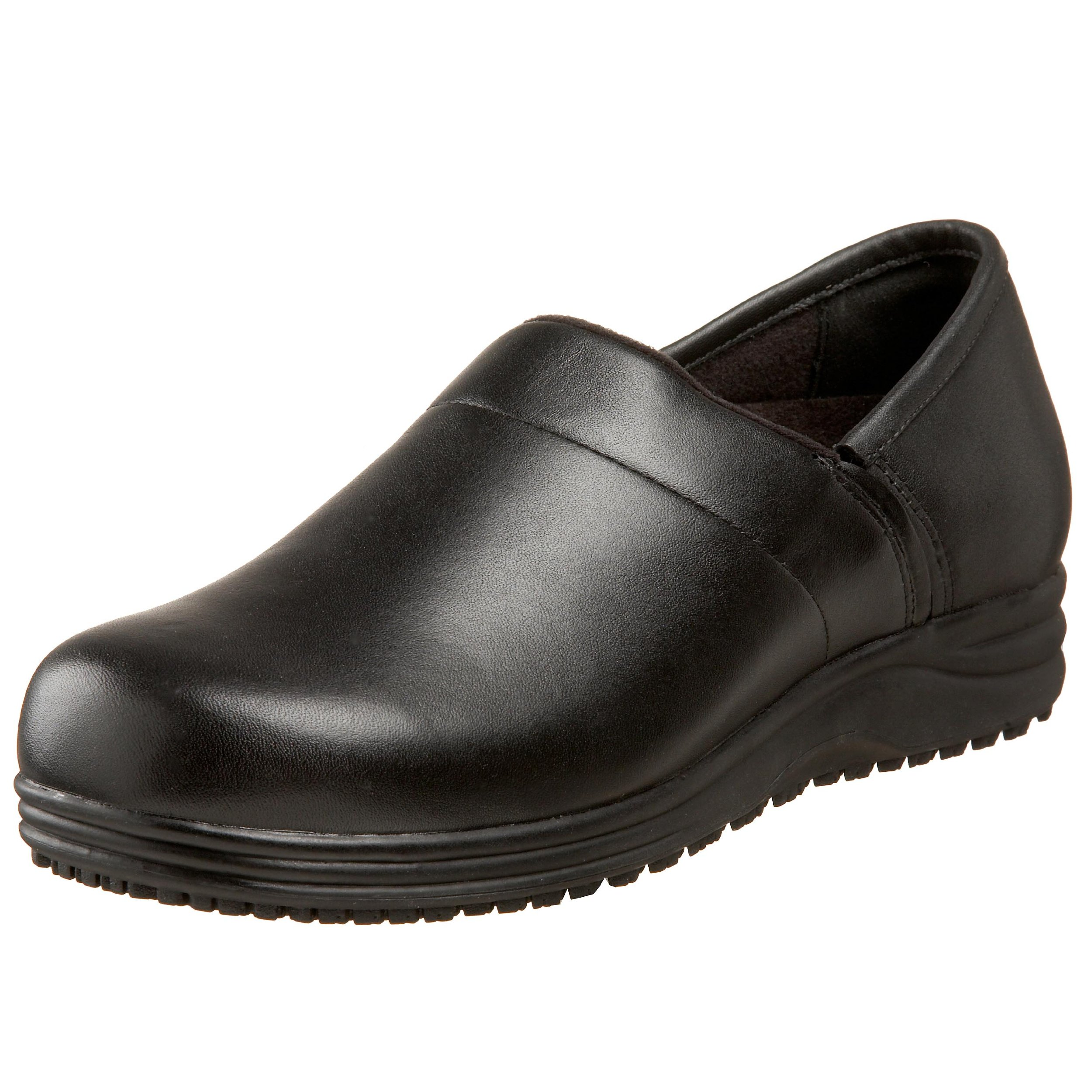 Standing Comfort Women's Breeze Clogs,Black,7 W by Standing Comfort