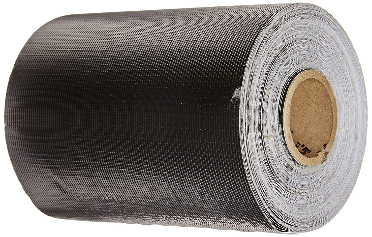 100 Length x 6 Width Mutual 15800 3-Ply Harlequin Aerial Paneling Material Black//White