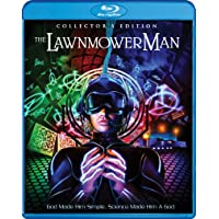 The Lawnmower Man [Collector's Edition] [Blu-ray]