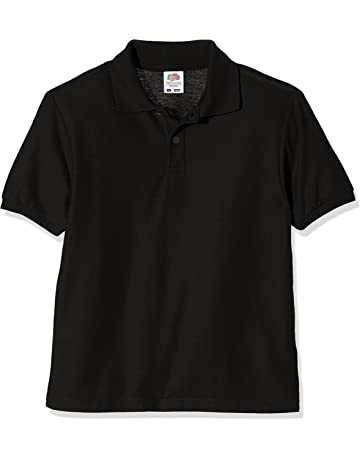 2bf41a71 Fruit of the Loom Unisex Kid's Polo Shirt