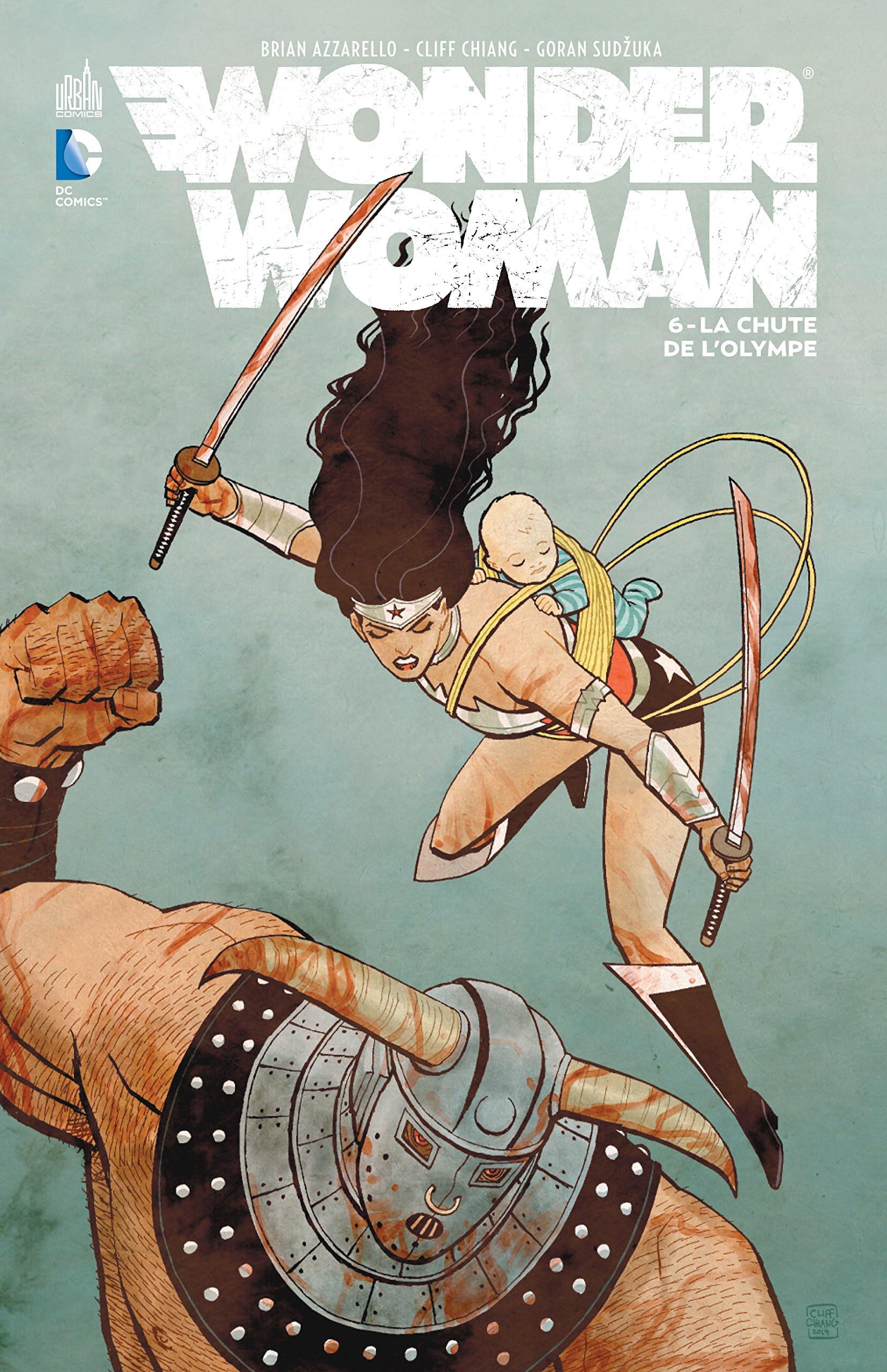 commencer les comics wonder woman