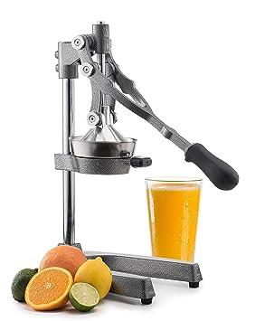Manual exprimidor de fruta Home de grado comercial – Palanca de cítricos exprimidor para naranjas,