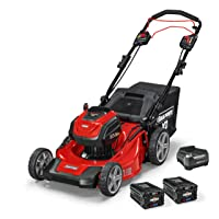 Deals on Snapper XD 82V Electric Cordless 21-in Lawnmower Kit
