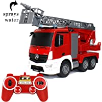 Waze Drive Toys Mercedes-Benz Large Size Full Function RC Fire Truck