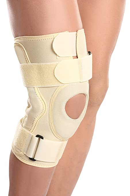 08593aa1b5 Buy Tynor Neoprene Hinged Knee Support - Large Online at Low Prices ...