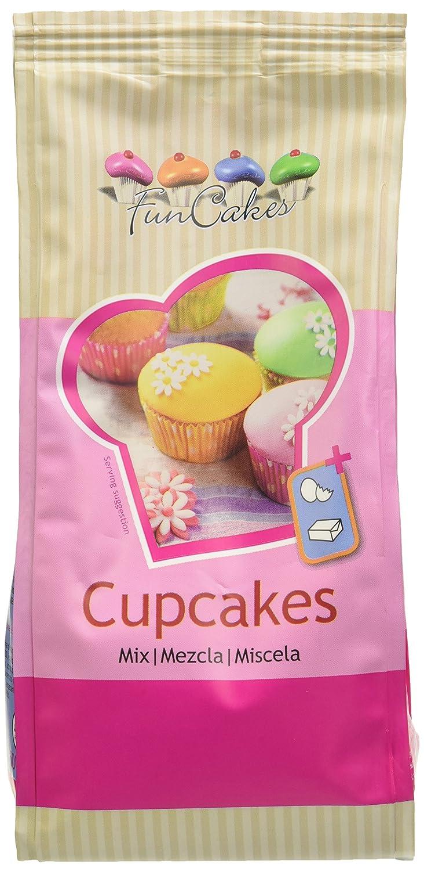 FunCakes - Preparado para muffins, 4 unidades: Amazon.es: Alimentación y bebidas