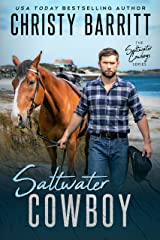Saltwater Cowboy: An Edge of Your Seat Christian Romantic Suspense Novel with Wild Horses and an Isolated NC Island (Saltwater Cowboys Book 1) Kindle Edition