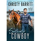 Saltwater Cowboy: An Edge of Your Seat Christian Romantic Suspense Novel with Wild Horses and an Isolated NC Island (Saltwate