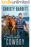 Saltwater Cowboy: An Edge of Your Seat Christian Romantic Suspense Novel with Wild Horses and an Isolated NC Island…
