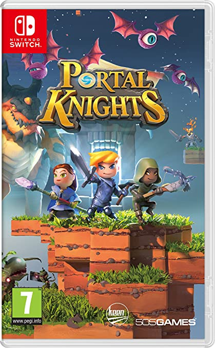 Portal Knights - Nintendo Switch [Importación italiana]: Amazon.es ...