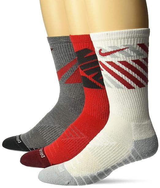 Amazon.com: Nike Everyday Max - Calcetines de entrenamiento ...