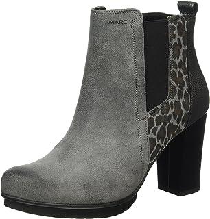 Chaussures Marc Edina, Pantoufles Pour Les Femmes, Noir, 42