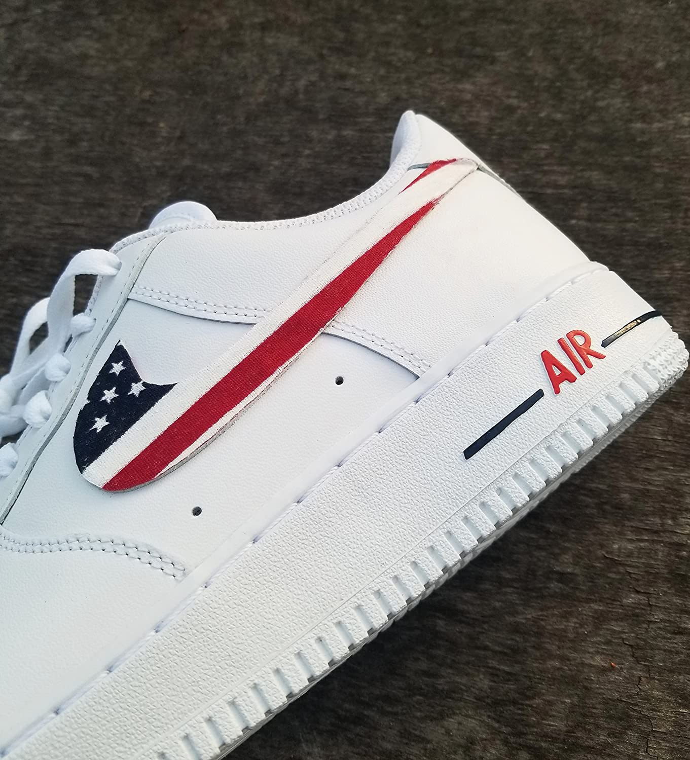 nike air force in us flag