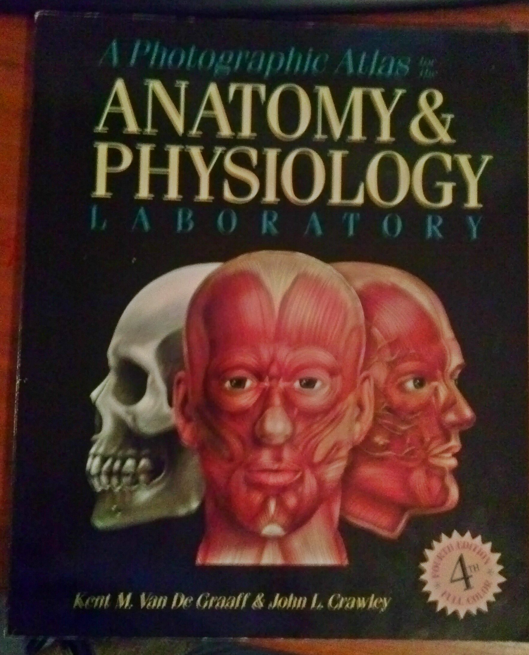 Photographic Atlas For The Anatomy And Physiology Lab: Kent Van De ...