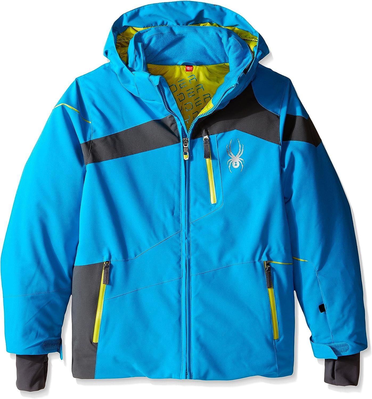 Spyder 5 ☆ popular Boys Rival Wholesale Jacket