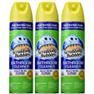 Scrubbing Bubbles Disinfectant Bathroom Cleaner, Fresh Citrus Scent, 20 Ounce, (Pack of 3)